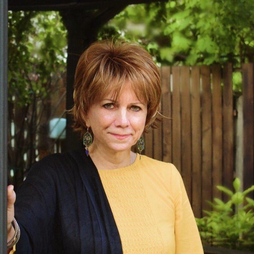 Connie Larkin -autor, coach executiv, life coach, Photoreading instructor